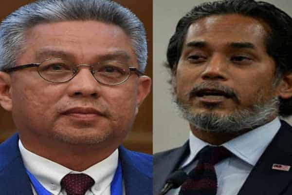 Panas!!! Ahli parlimen lobi KJ ganti Adham Baba sebagai Menteri Kesihatan