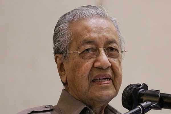 Gempar!!!! Pemilihan Anwar sebagai calon PM punca sebenar PH jatuh, kata Mahathir