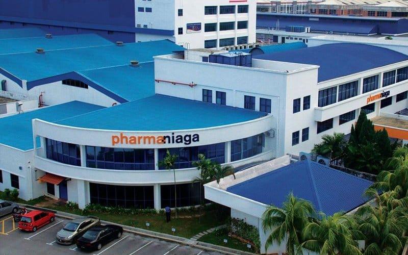 Vaksin Sinovac sudah berada di kilang Pharmaniaga