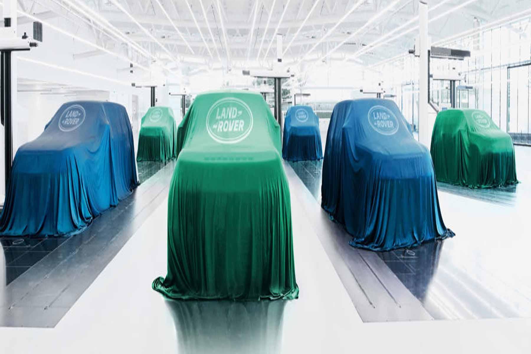 Jaguar Land Rover Akan Jadi Pengeluar Kereta Elektrik Sepenuhnya Menjelang 2025