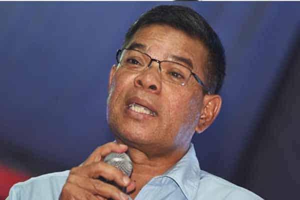 Hangat!!! Saifuddin  sindir MP PAS, apa khabar RUU355