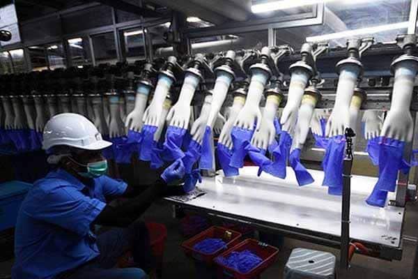 Terkini!!! Kilang sarung tangan Supermax henti operasi kilang selepas kesan kes Covid-19