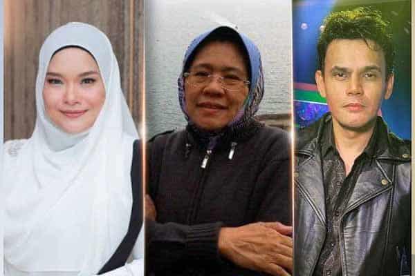 Habsah Hassan, Nora, Yusry (KRU) dikurnia gelaran Datuk