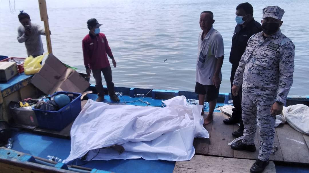 Mayat seorang nelayan selamat dijumpai hari ini