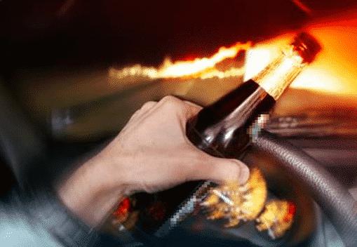 Pemandu mabuk buat hal lagi! Seorang pekerja kilang maut dirempuh.