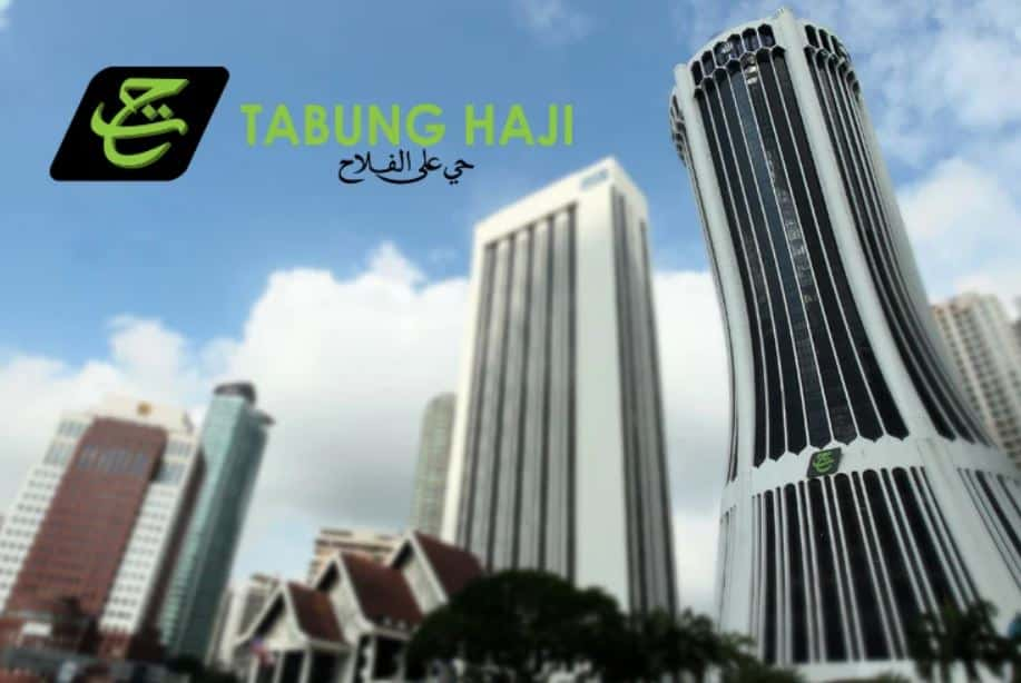 Dividen Tabung Haji 3.10 peratus