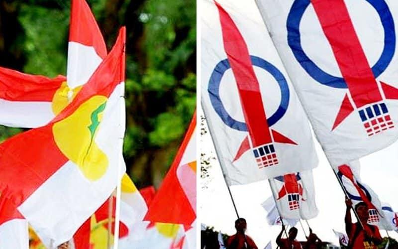 DAP dan UMNO masih dihati pengundi