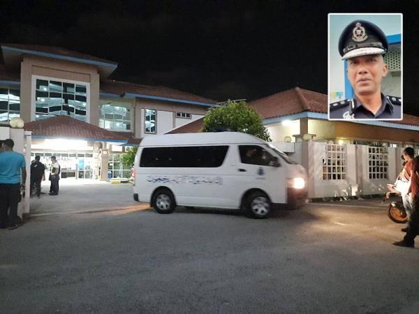 Anggota polis maut