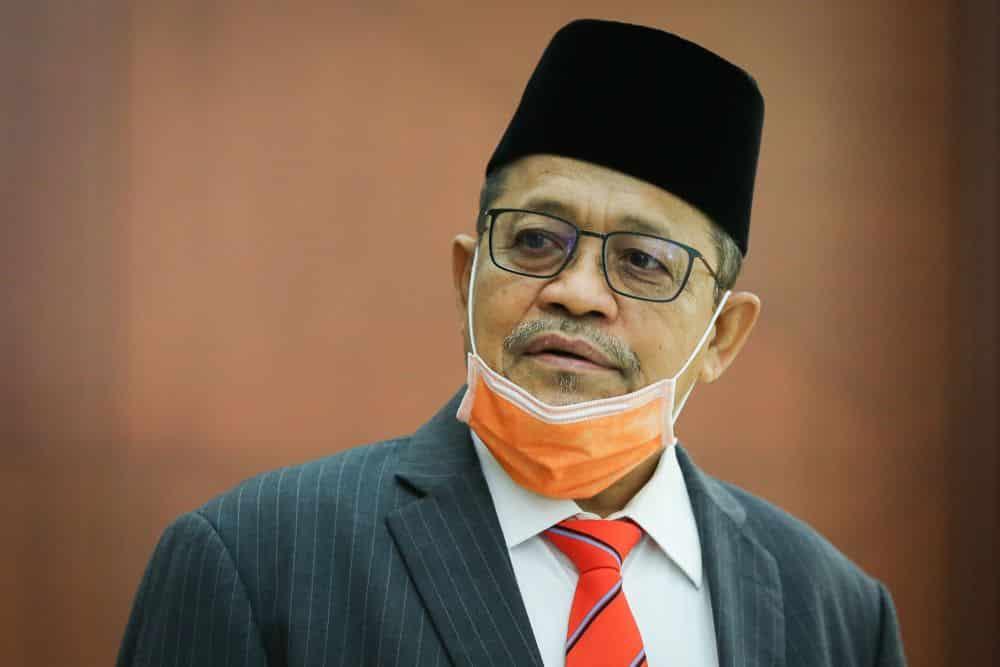 Gempar! Shahidan dedahkan Tajuddin cuba jatuhkan Zahid Hamidi