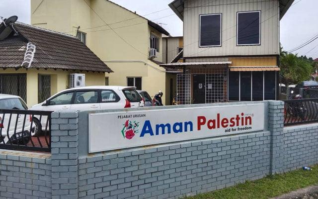 Kantoi!! Aman Palestin tak hantar laporan audit ke SSM