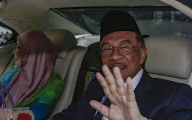 Terkini!! Anwar Ibrahim dititah menghadap Agong hari ini