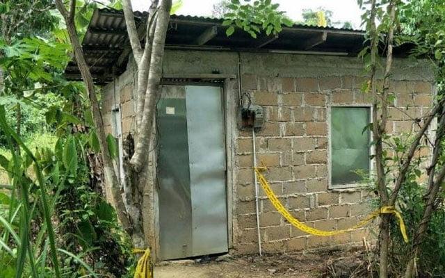 [Video] Seorang pekebun maut, hangus terkena renjatan elektrik
