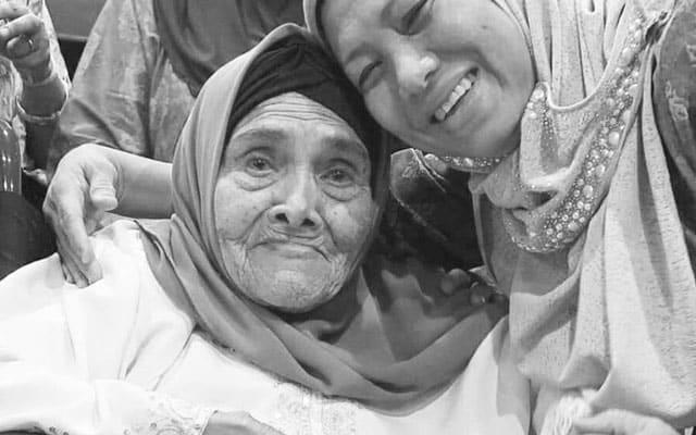 Ibu kepada Menteri Pelancongan, Seni dan Budaya meninggal dunia