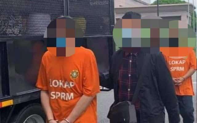Bekas pengurus besar Air Kelantan ditahan SPRM kes rasuah RM27 juta