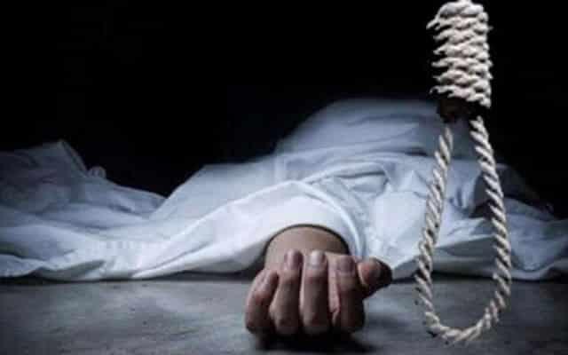 Suami mati tergantung, mayat isteri dalam bilik tanpa seurat benang