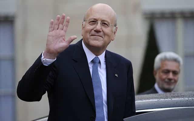 Terkini !!! Najib jadi Perdana Menteri Lebanon