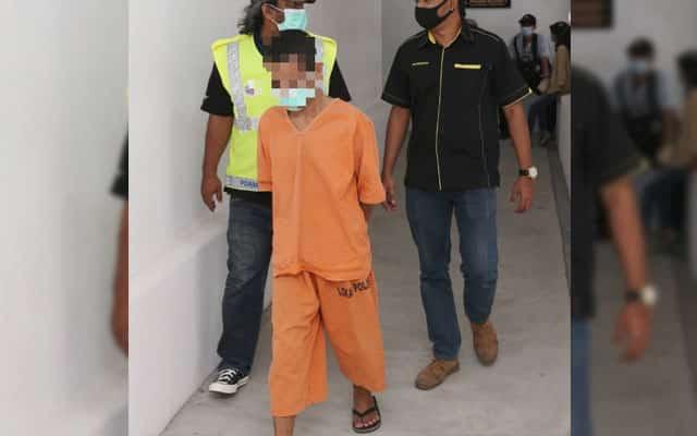 Bapa dituduh rogol anak kandung berusia 8 tahun