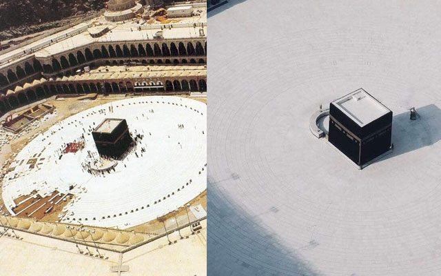 Sejarah pembinaan lantai MasjidilHaram dan Masjid Nabawi yang ramai orang tidak tahu