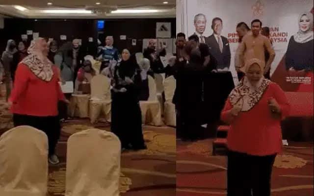 Tular video gelek Srikandi Bersatu di Hotel Shah Alam