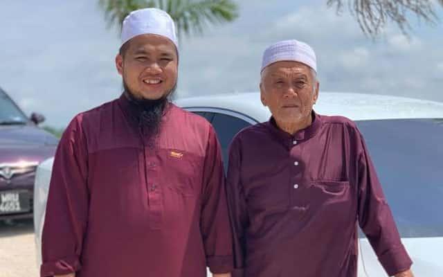 Ayah Ustaz Ebit Lew meninggal dunia