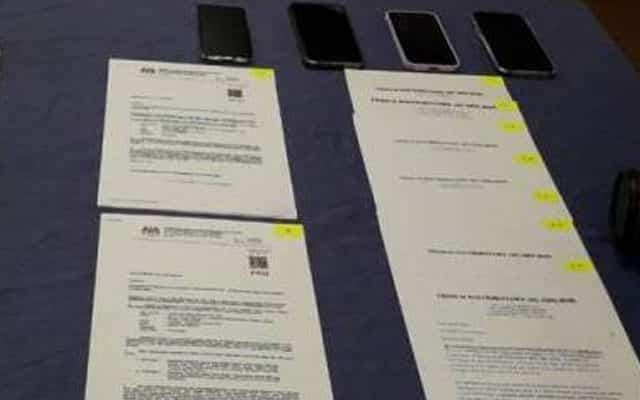 4 ditahan jual surat MITI