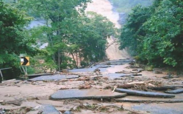 33 mangsa banjir Yan positif Covid-19