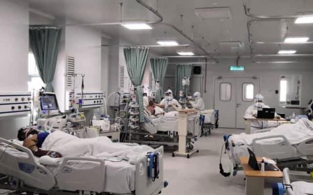 Penggunaan katil ICU di Kedah 105 peratus