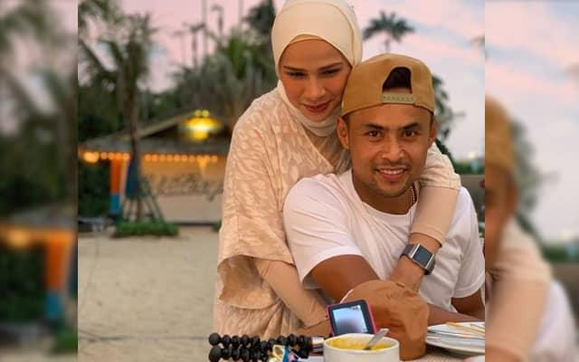 Ayu Raudhah sangka peluk suami, rupanya 'terpeluk' abang ipar sendiri