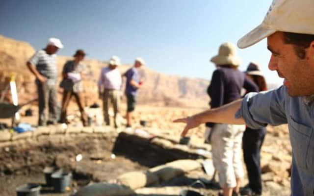 Panas !! Ahli arkeologi Israel dakwa jumpa 'Harta Karun' Nabi Sulaiman