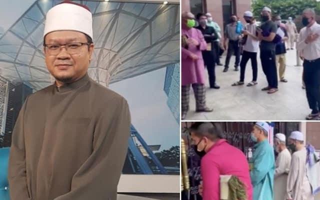 'Masjid Putra adalah masjid kerajaan' – Imam Besar Masjid Putra