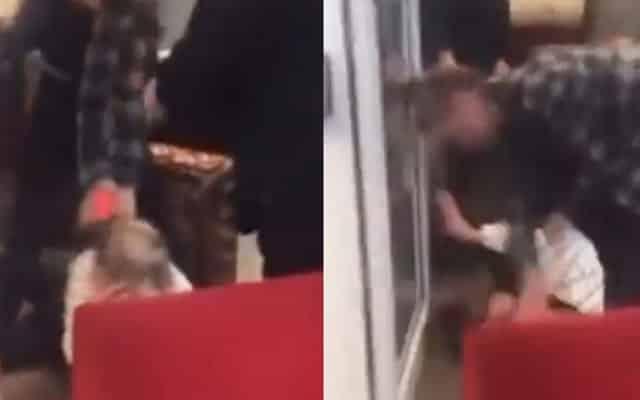 [Video] Berang suami skandal dengan adik, kakak serang di tempat temuduga