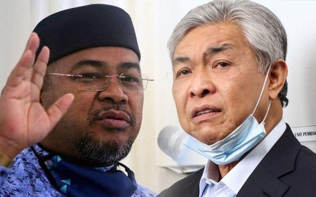 Pecahkan MN, UMNO terpengaruh dengan 'bisikan syaitan' kata pemimpin Pas