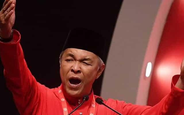 Kerjasama dengan Bersatu pada PRN Melaka? 'No way', kata Zahid