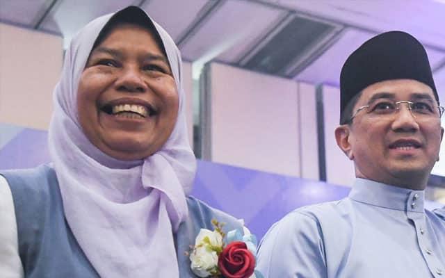 Parti Negara Malaysia akan dilancarkan, Ini penjelasan Zuraida